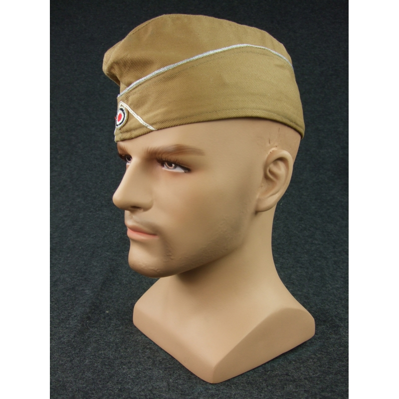 WWII German LW Tropic Overseas Cap Officer
