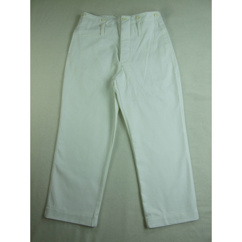 WW2 IJN Imperial Japanese Navy Officer No.2 Pants Trousers