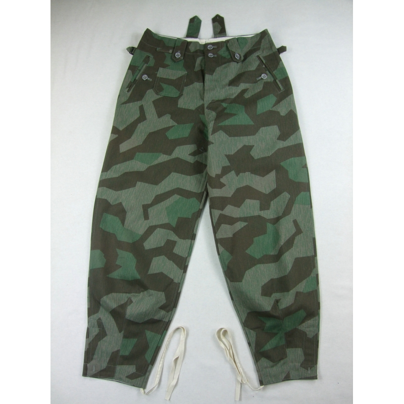 WWII German WH Splinter Camo M43 Field Trousers
